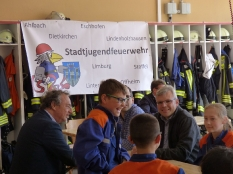 Große Übung in Lindenholzhausen
